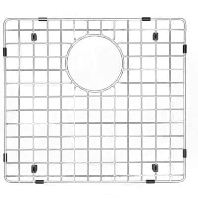 16 in. x 14-7/8 in. Stainless Steel Bottom Grid Fits QA-760