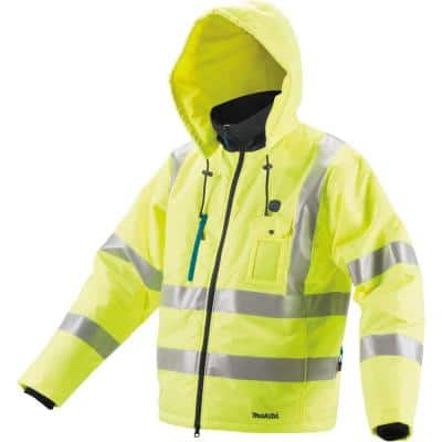 18-Volt LXT Lithium-Ion Cordless High Visibility Heated Jacket (Jacket Only)
