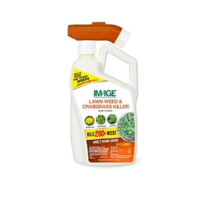 32 oz. Lawn Weed and Crabgrass Killer Ready-To-Spray
