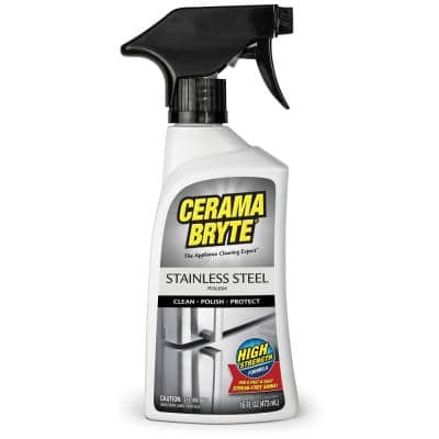 16 oz. Stainless Steel Cleaning Polish and Conditioner