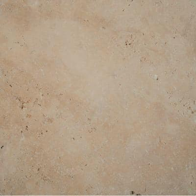 Tuscany Beige 16 in. x 16 in. Travertine Paver Tile (20 Pieces / 35.6 Sq. Ft. / Pallet)