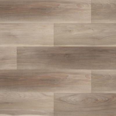 Almond Truffle Maple 7 in. x 42 in. Rigid Core Luxury Vinyl Plank Flooring (20.8 sq. ft. /Case)