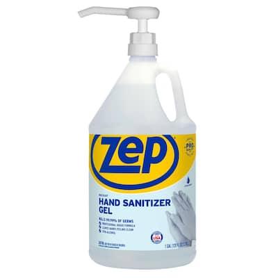 128 oz. Hand Sanitizer Gel 70% with Pump