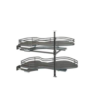 15 in. 2-Tier Organizer for a Blind Right