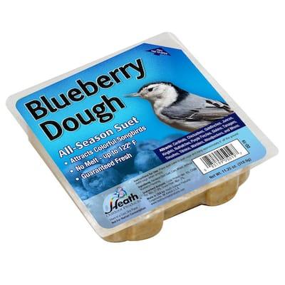 11.25 oz. Blueberry Dough Suet Cake (12-Pack)