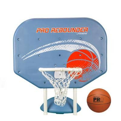 Pro Rebounder Plastic Swimming Poolside Basketball Game