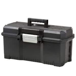 24 in. 1-Touch Latch Tool Box