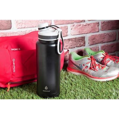 Ranger Pro 40 oz. Onyx Vacuum Insulated Stainless Steel Bottle