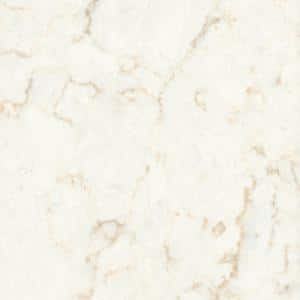 3 in. x 3 in. Quartz Countertop Sample in Clarino