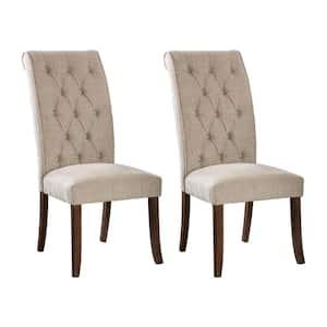 Marshall Rustic Oak Side Chair