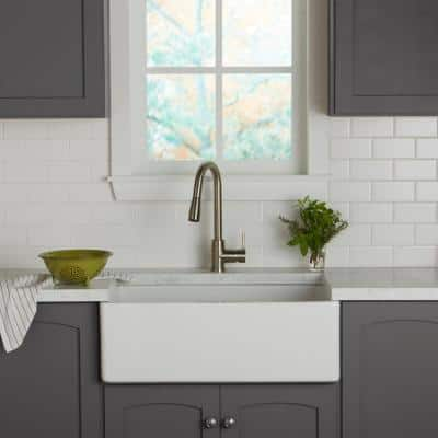 Restore 3 in. x 6 in. Ceramic Bright White Subway Tile (12.5 sq. ft. / Case)