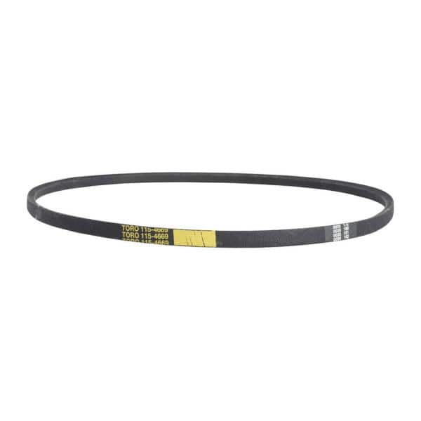 Compatible with 115-4669 Transmission Rear Axle Drive Belt 310000001-310999999 Lawn Mower 115-4669 V-Belt Replacement for Toro 20352 2010