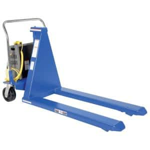 27 in. x 48 in. Dc Powered High Lift Truck
