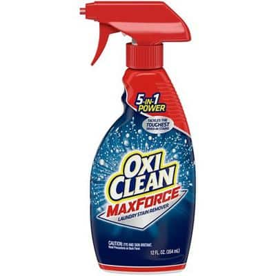 12 fl. oz. Max Force Fabric Laundry Stain Remover (12-Pack)