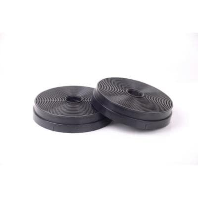 Charcoal Filters for Pyramid Wall Mount Range Hood (2-Pack)