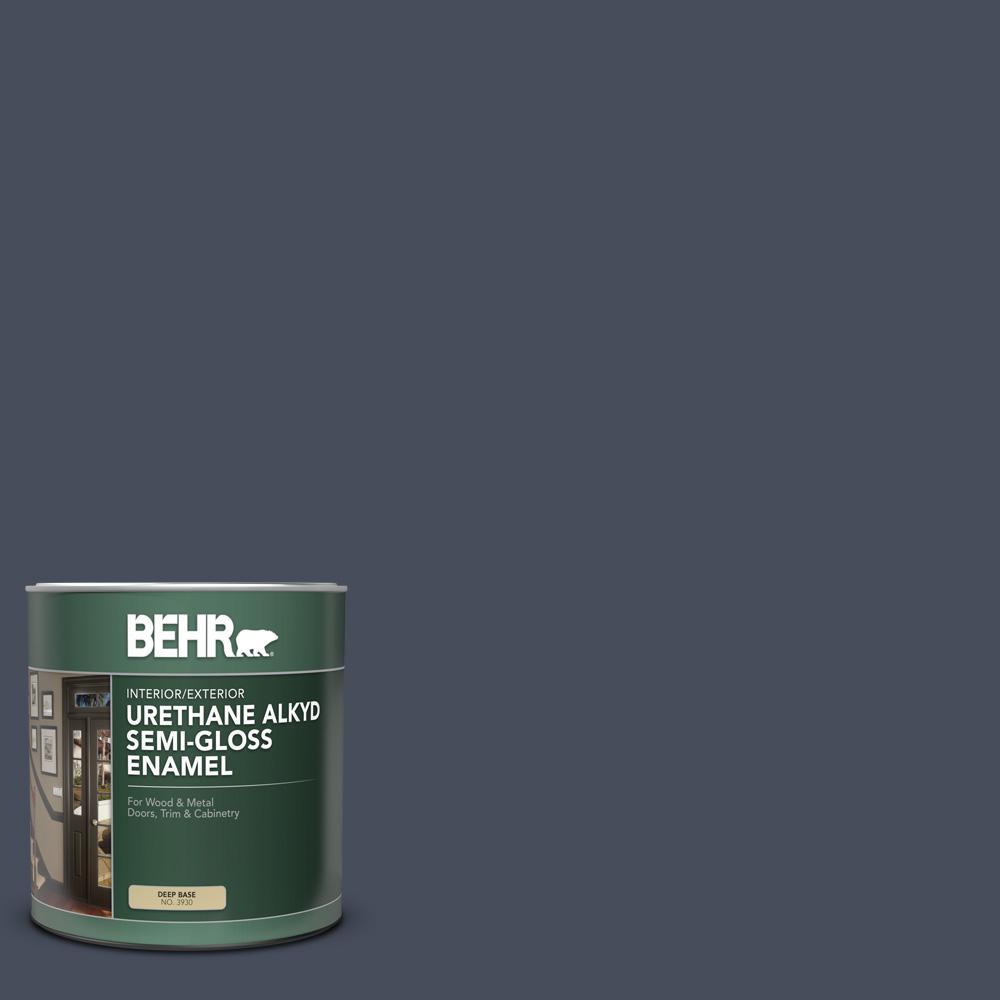 Dark Denim Paint Colors Paint The Home Depot