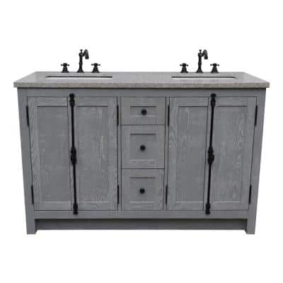 Bellaterra Home Bathroom Vanities With Tops Bathroom Vanities The Home Depot