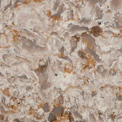 Vista 22 in. Quartz Sidesplash in Alterra