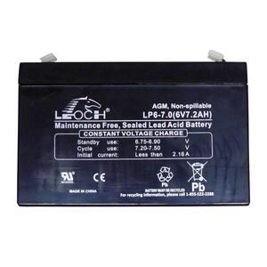 6-Volt Solar Battery
