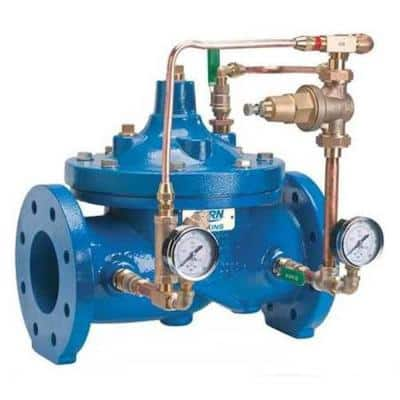 2-1/2 in. Ductile Iron Pressure Reducing with Low Flow By-Pass