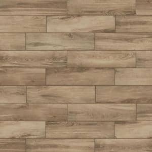 Alpine Sand 6 in. x 24 in. Porcelain Floor and Wall Tile (448 sq. ft./ pallet)
