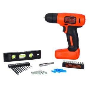 8-Volt Max Lithium-Ion Cordless 3/8 in. Drill