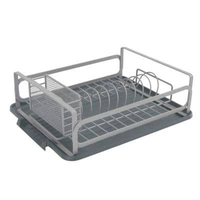 Small Industrial Collection Dish Rack