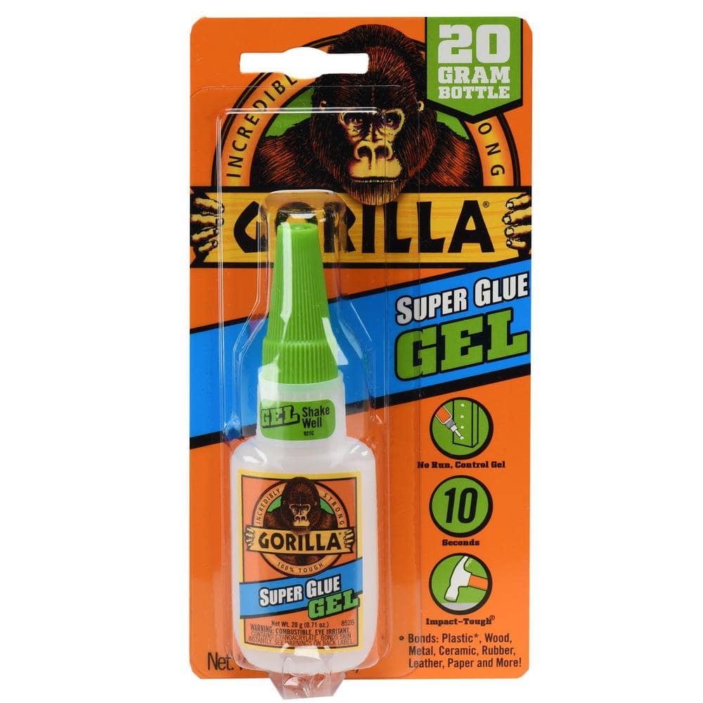 Gorilla 0.71 oz. Super Glue Gel (6-Pack)