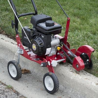 9 in. 79cc Gas Walk-Behind Edger with Curb Hopping Feature