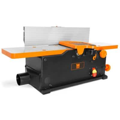 10 Amp 6 in. Spiral Benchtop Jointer
