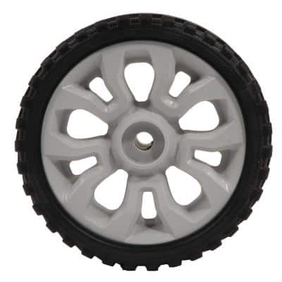 7 in. Front Wheel Assembly for Walk-Behind Mowers with 7 in. Front Tires Replaces OE# 634-05272