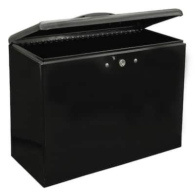 Locking File Box