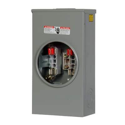 135 Amp Ring-Type Overhead/Underground Meter Socket