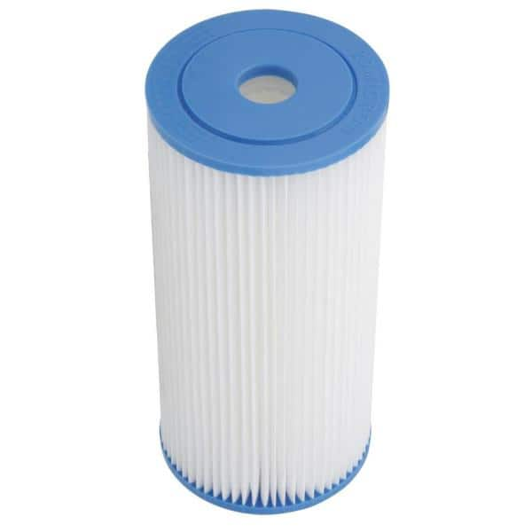 Watts Hd Whf 2000 10 In Pleated Sediment 20 Micron Filter 0958248 The Home Depot
