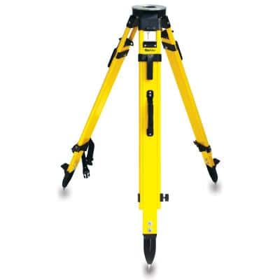 Fiberglass Heavy-Duty Dual Clamp Tripod with Large Head