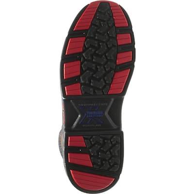 Men's Overman Waterproof 8'' Work Boots - Composite Toe