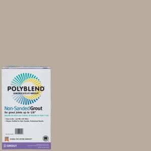 Polyblend #386 Oyster Gray 10 lb. Non-Sanded Grout