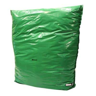 60 in. L x 60 in. H X Large Fiberglass Encapsulated Green Plastic Insulation Pouch