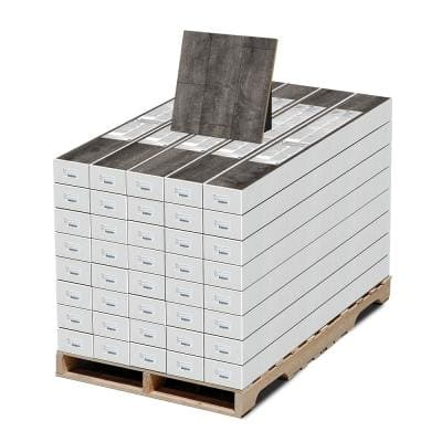 Milwick Oak 12mm Thick x 6-1/16 in. Wide x 50-2/3 in. Length Laminate Flooring (682.8 sq. ft. / pallet)