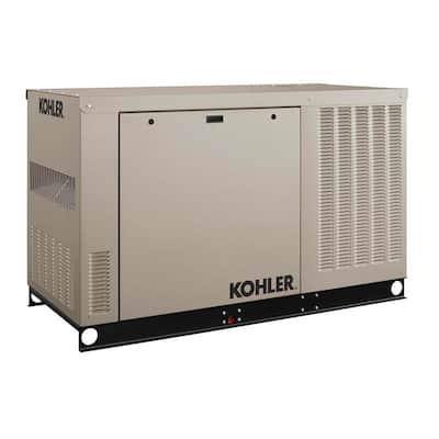 24,000-Watt Liquid Cooled Standby Generator