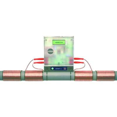 """Plus 0-59 GPG Residential/Commercial Electronic Anti-Scale & Rust Water Treatment System up to 3"""" pipes Made in Germany"""
