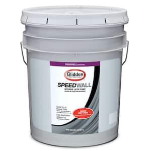 Glidden Professional 5 Gal Speed Wall Swiss Coffee Eggshell Interior Latex Paint Gps 3010 05 The Home Depot