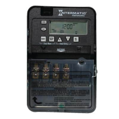 Intermatic Timers Wiring Devices Light Controls The Home Depot