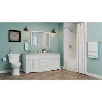 Montagna Rustic Bay 6 in. x 24 in. Glazed Porcelain Floor and Wall Tile (392.31 sq. ft./Pallet)
