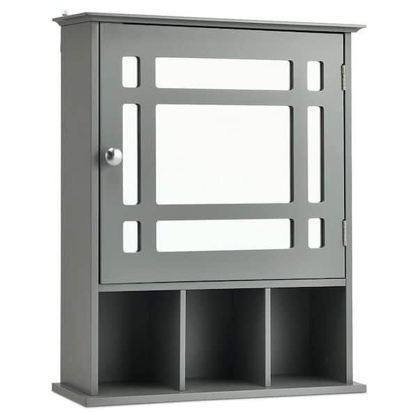 D Bathroom Storage Wall Cabinet, Wall Storage Units Home Depot