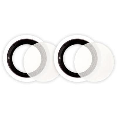 Frames and Grills for 6.5 in. In-Ceiling Speakers