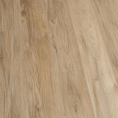 French Oak Dorris 7.17 in. W x 60 in. L Rigid Core Luxury Vinyl Plank Click Lock Flooring (23.88 sq. ft./Case)