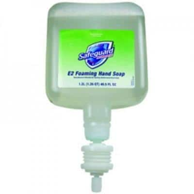 1200 ml E2 Antibacterial Foam Hand Soap Refill (4-Pack)