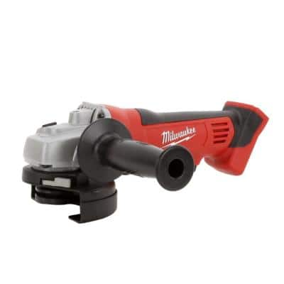 M18 18-Volt Lithium-Ion Cordless 4-1/2 in. Cut-Off/Grinder (Tool-Only)