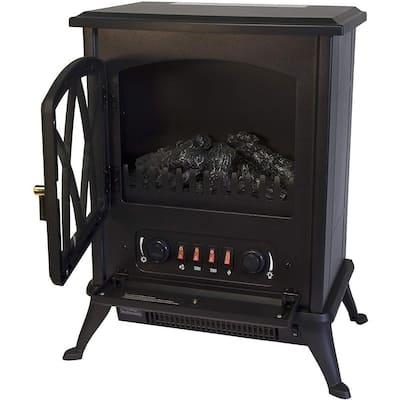 Ashton 5,000 BTU Fan Heater Electric Stove Furnace